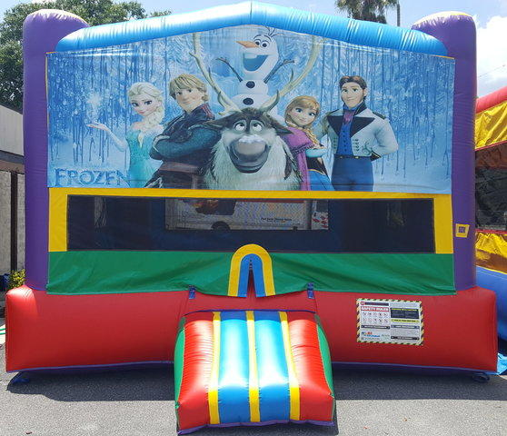 Frozen Bounce2