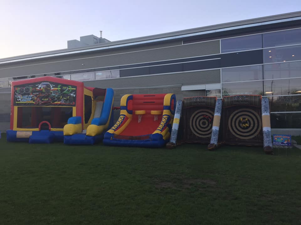 Bouncy Castle Rentals Whitby