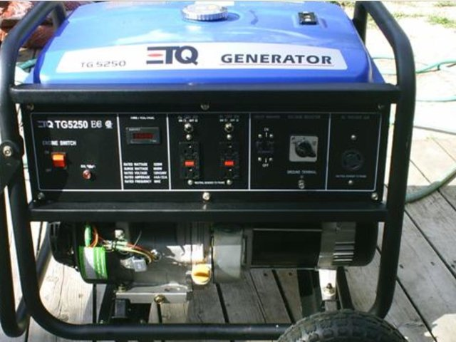 Generator ( 2 outlets)