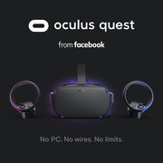 Virtual Reality by Oculus Quest