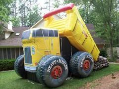 Heavy Haulin' Dump Truck Slide