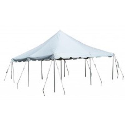 Hi Peak Pole Tent 20' X 20'