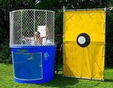 500-gallon Dunk Tank
