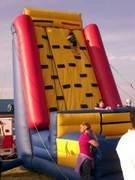 24' Inflatable Rock Wall