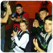 Birthday Party - 3 Games of Laser Tag