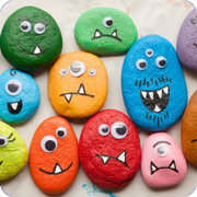 Painted Rock Craft Project Night  March 5th 6pm-8pm