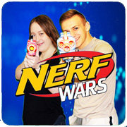 Party Package - Nerf Wars