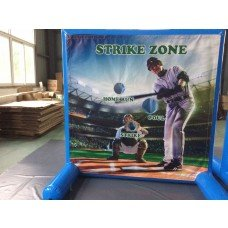 Strike Zone Baseball Game