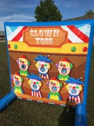 Clown Toss