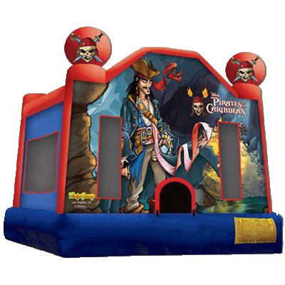Pirates Of The Caribbean Bouncer