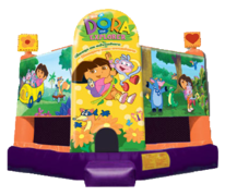 Dora The Explorer Clubhouse (NEW)