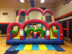 Turbo Obstacle Course
