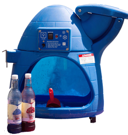 Paragon ultra -light Sno Cone Machine