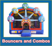 bouncer houses