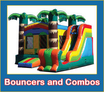 bouncer houses
