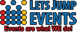 Lets Jump Events Logo