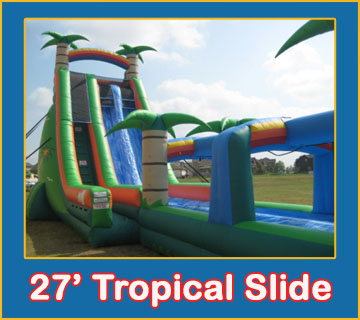 Water Slide Rentals Parrish