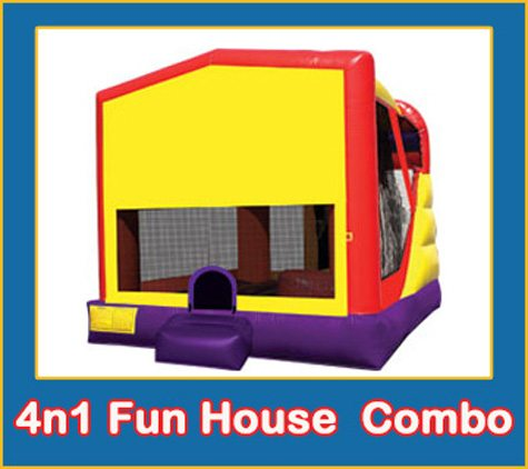 bounce house rentals Bradenton, FL