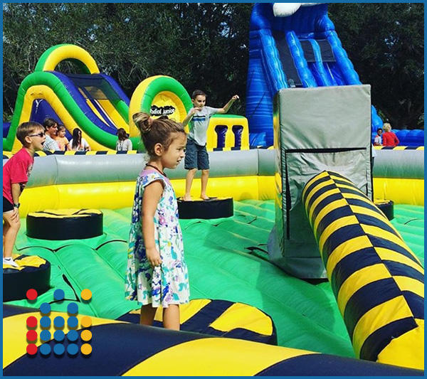 Sarasota Bradenton Brandon Tampa North Port School Awesome Attraction Party Rentals