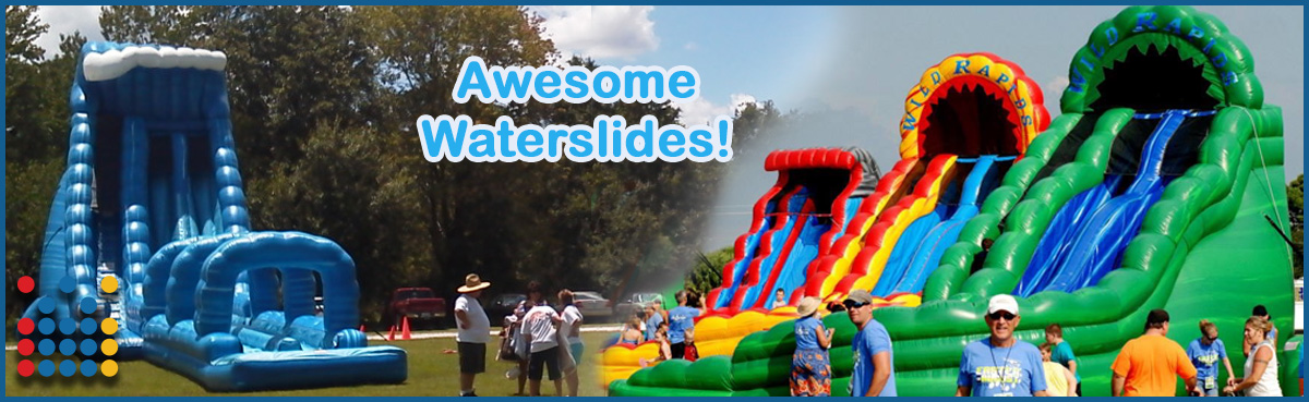 Awesome Water Slide Rentals