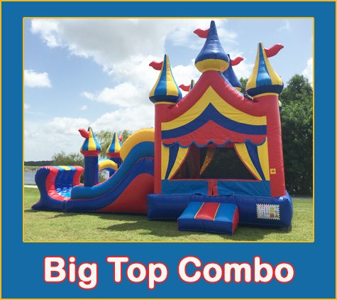 Sarasota Bounce House Rentals by Lets Jump Events