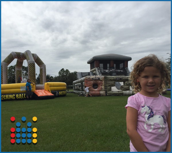 Bradenton Bounce House Rentals by Lets Jump Events
