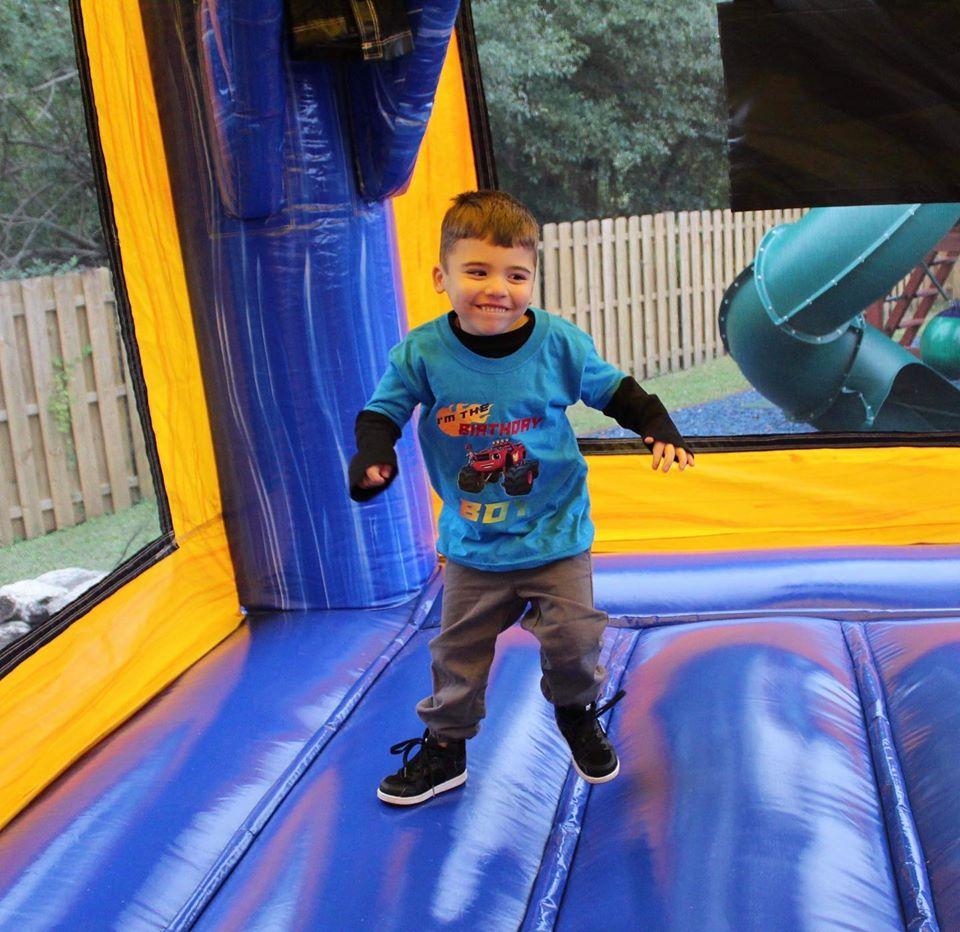 Tampa Birthday Party Bounce House Rentals by Lets Jump Events