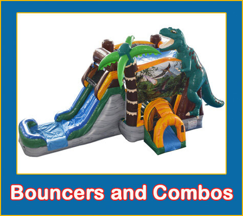 Bounce House And Combo From Lets Jump Events Rentals Sarasota Bradenton Palmetto Parrish