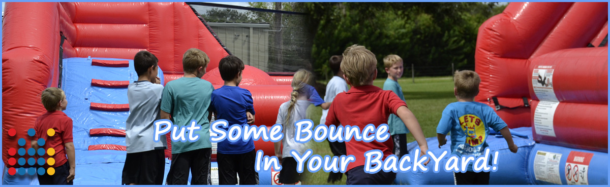 Bounce House And Party Rentals North Port FL Lets Jump Events
