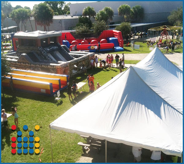 Bradenton Event And Party Rentals Tents Tables Chairs Lets Jump Events