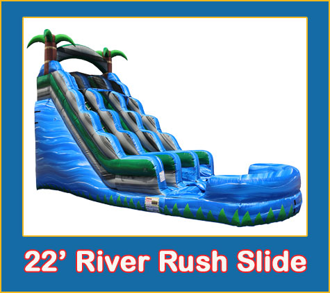bradenton water slide rentals