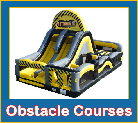 Obstacle Course Rentals From Lets Jump Events Rentals Sarasota Bradenton Palmetto Parrish