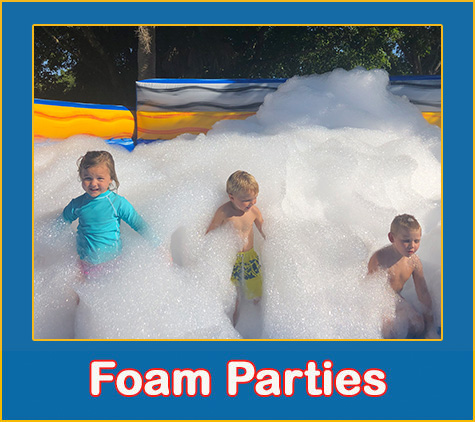 Foam Party Rentals Sarasota Bradenton Brandon Tampa North Port