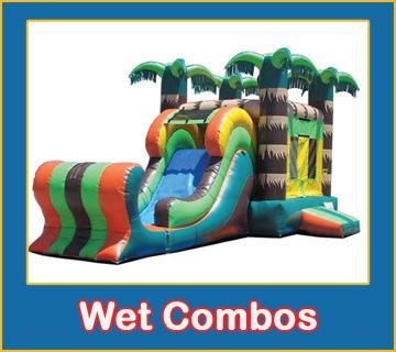 Combo Rentals From Lets Jump Events Rentals Sarasota Bradenton Palmetto Parrish