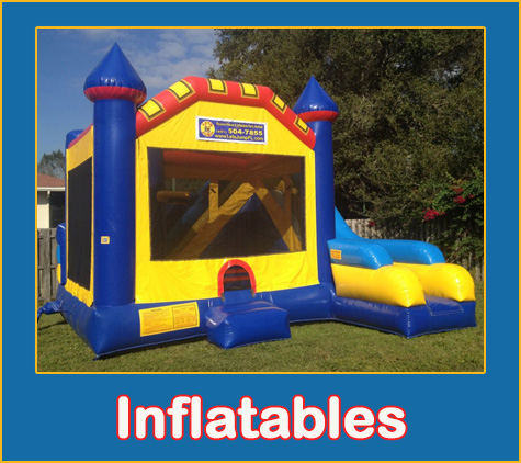 Picking The Right Inflatables