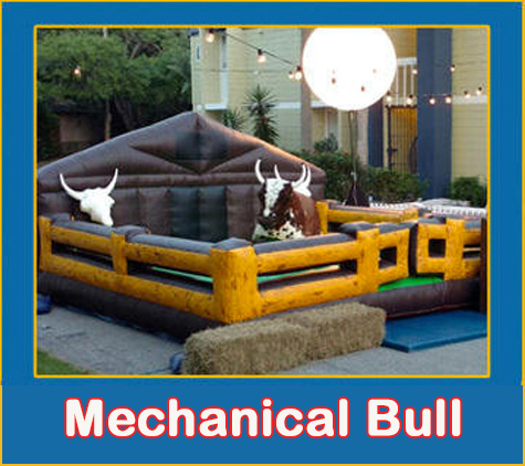 Mechanical Bull Rentals From Lets Jump Events Rentals Sarasota Bradenton Palmetto Parrish