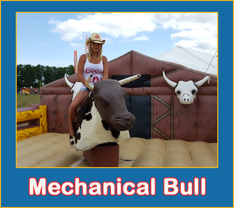 Mechanical Bull Rentals Sarasota Bradenton Brandon Tampa