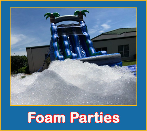 Foam Party Rentals Sarasota Bradenton Brandon Tampa