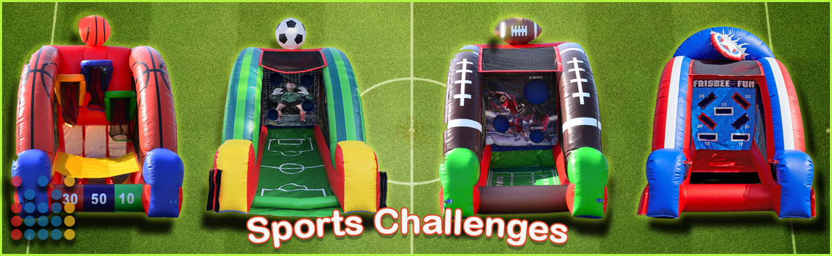 Sports Challenge Interactive Games