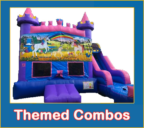 Combo Rentals From Lets Jump Events Rentals Sarasota Bradenton Palmetto Parrish