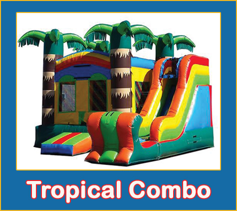 Lakewood Ranch Bounce House Rentals by Lets Jump Events