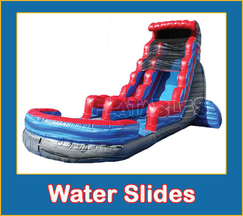 Water Slide Rentals Bradenton by Lets Jump Events
