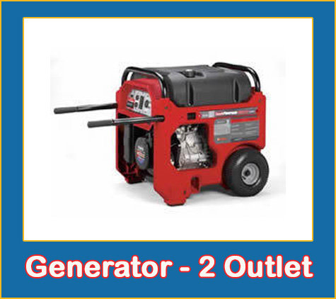 Generator - 2 Outlets