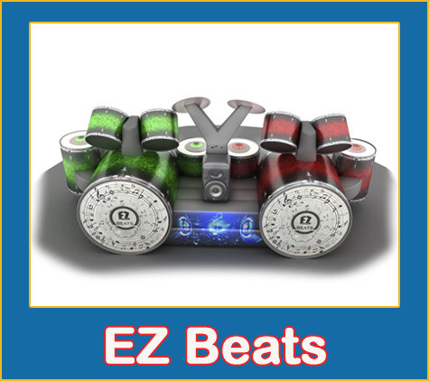EZ Beats Drum Set
