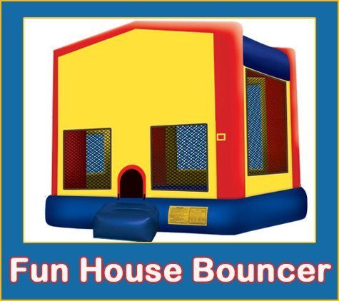 Fun House Bouncer