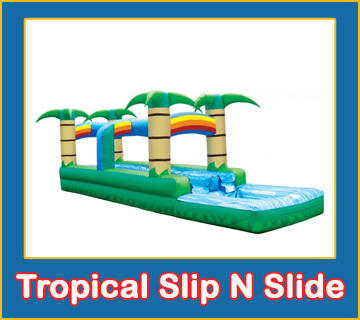 Tropical 2 Lane Slip n Dip Wet