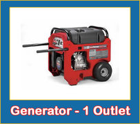 Generator - 1 Outlet