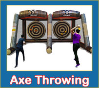 Dual Lane Axe Throwing