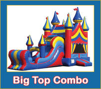 Big Top Combo Inflatable