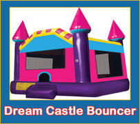 Dream Castle Bouncer